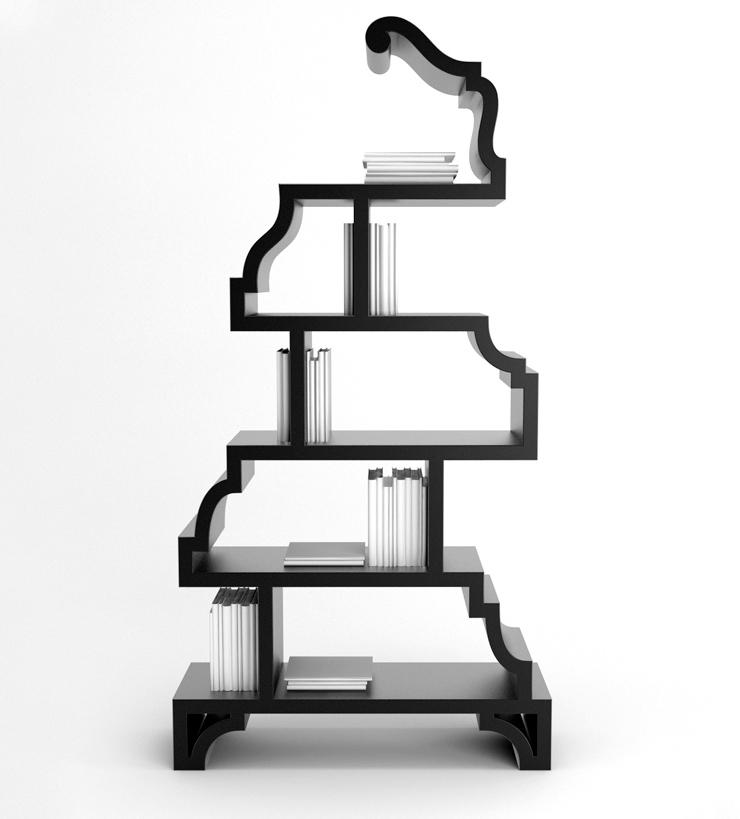 Decay-Shelves-by-Stanislav-KatzARCHIVE-II-by-David-Garcia-siradisi-kitapliklar-artmanik
