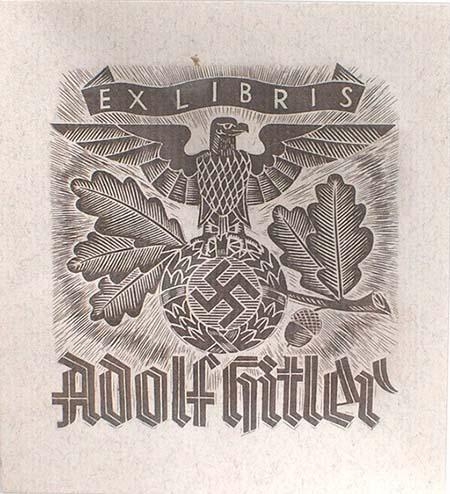 adolf-hitler-exlibris-artmanik