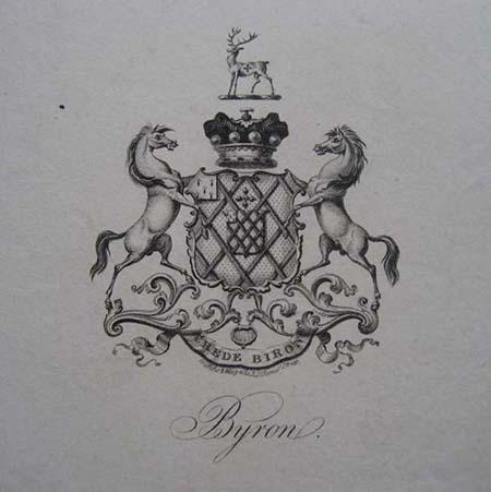 byron-bookplate-exlibris-artmanik