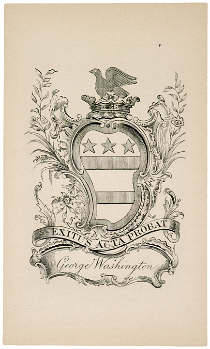 washington-exlibris-artmanik