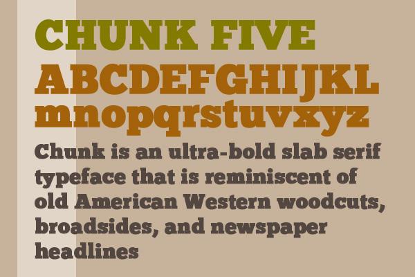flat-tasarim-ucretsiz-font-chunkFive-artmanik