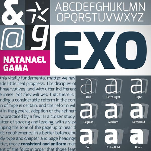 flat-tasarim-ucretsiz-font-exo-artmanik