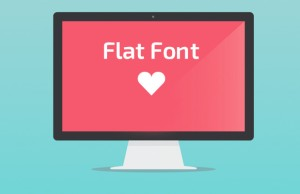 flat-tasarim-ucretsiz-font-featured-artmanik