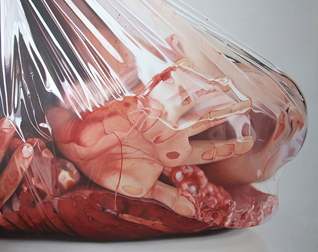 hiper-gercekci-yagli-boya-calismalari-vucut-torbalari-artmanik-11