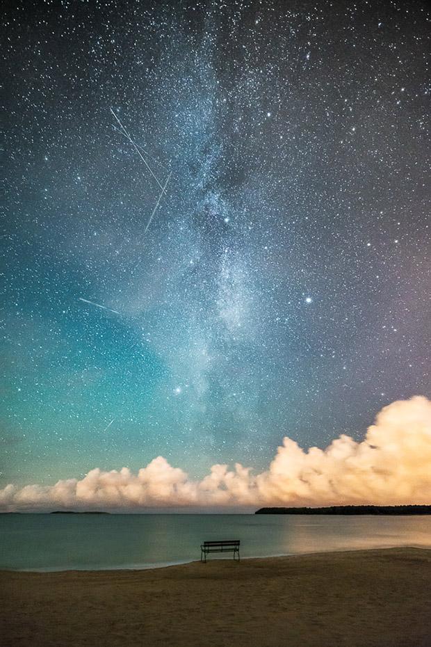 Atmosferik Perspektif ile Finlandiya Manzaraları-artmanik-1