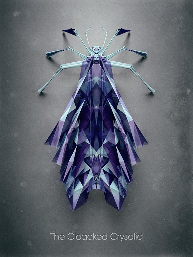 hayali-bocek-illustrasyonlari-artmanik-11