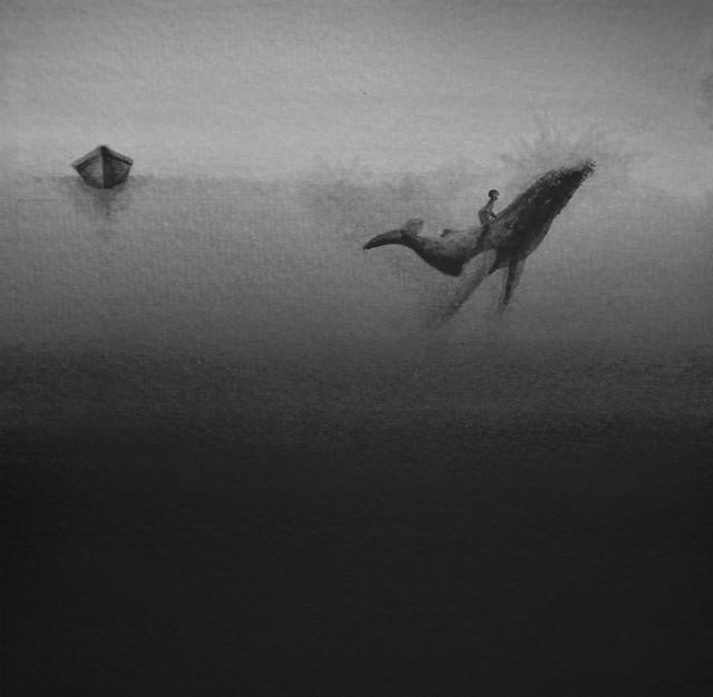 siyah-beyaz-sulu-boya-illustrasyonlari-artmanik-4
