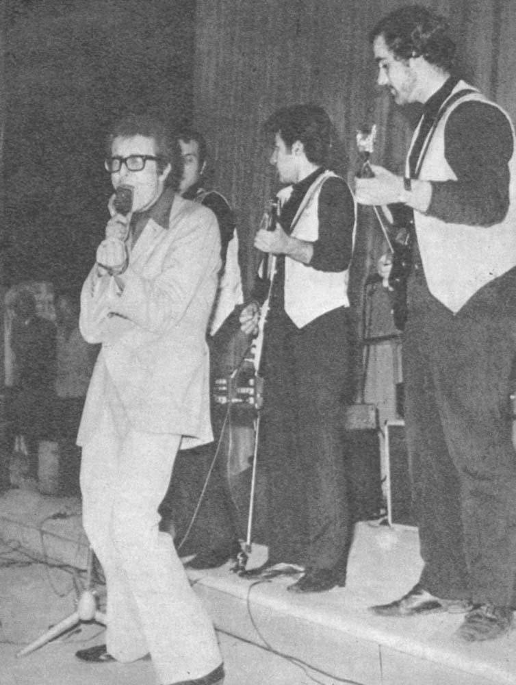 Ses Dergisi - Sayi 4 / 22 Ocak 1972