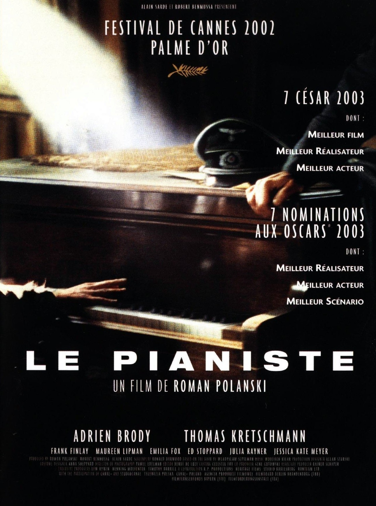 an analysis of the film the pianist by roman polanski